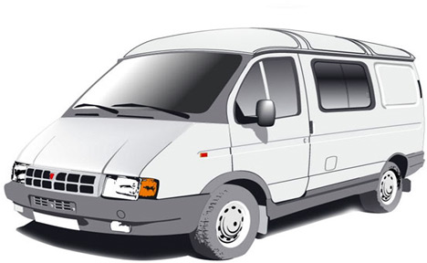 Переоборудование  Газ-3302, Газ-2310, ГАЗель NEXT, Валдай и т.п. c установкой двигателей Нисан ТД27-QD32