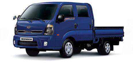 Замена топливной аппаратуры KIA BONGO III (3) на механическую