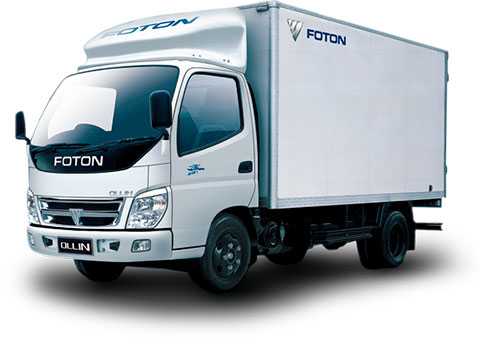 Замена системы Common Rail на рядный механический ТНВД на автомобилях Foton