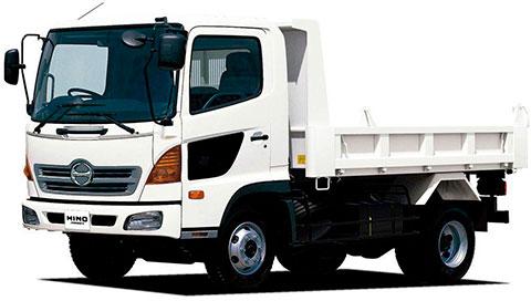 Замена системы Common Rail, роторного ТНВД на рядный (VE) механический ТНВД на автомобилях Hino Ranger (J08E, J08C, E13C)