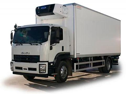 Замена системы Common Rail, роторного, рядного-электронного ТНВД на рядный механический ТНВД на автомобилях Isuzu Forward (6HL1, 6HK1, 6HH1, 6HE1)