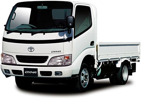 Замена системы Common Rail, роторного ТНВД на рядный (VE) механический ТНВД на автомобилях Toyota: Toyota Dyna (С05D, S05C, J05C), Toyota Dyna (Town Ace, Prado ) (1KD, 2KD)