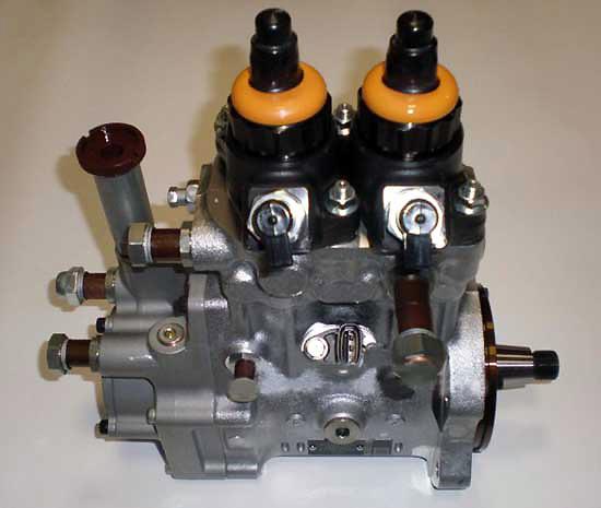 Производим замену электронного ТНВД Common Rail, форсунок Common Rail на грузовиках Hino на рядный или одноплунжерный (VE) механический (предыдущих моделей Hino)